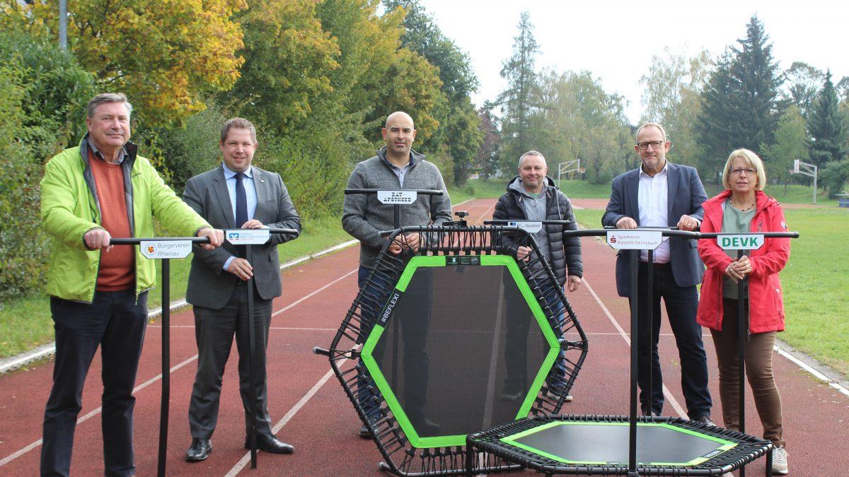 BALLERSTAEDT unterstützt Fitnesstraining beim TV Rheinau